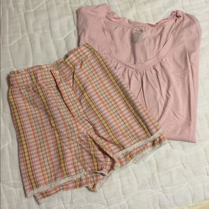 Other - Cute PJ Shorts and Top Set